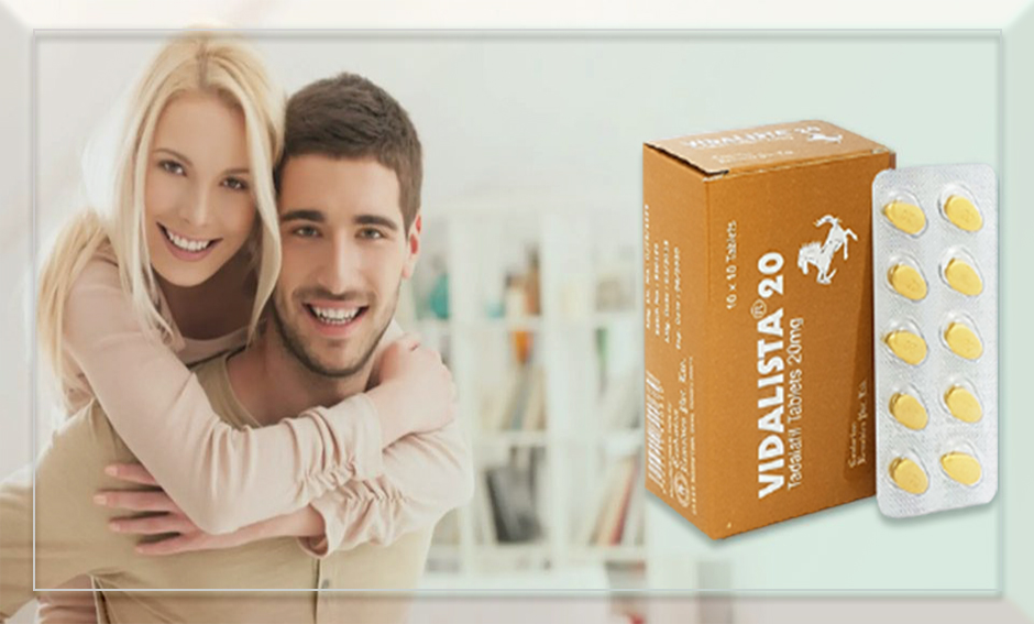 Hard Erection Made Easy With Vidalista Tablets